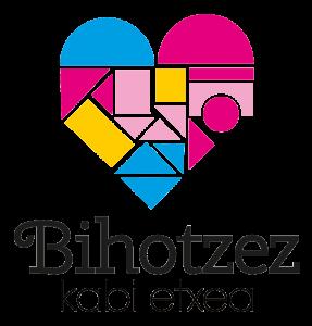 Bihotzez logo