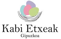 Logotipo Kabi Etxeak