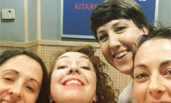 Entrevista en Onda Vasca